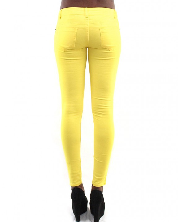 Yellow-Jeans-Back