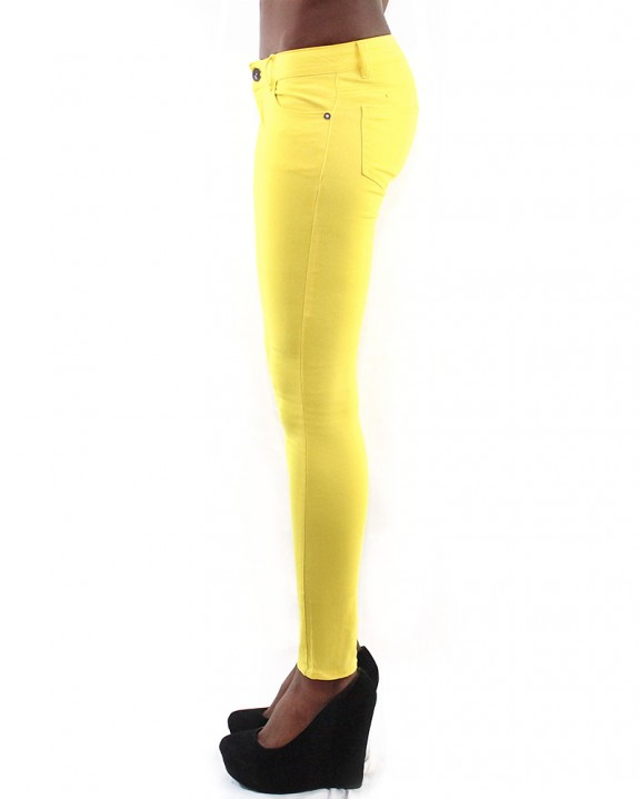 Yellow-Jeans-Side