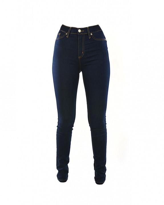 Dark Denim High Waisted Jeans