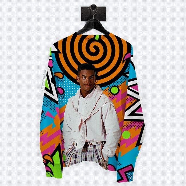 Carlton Banks Sweatshirt