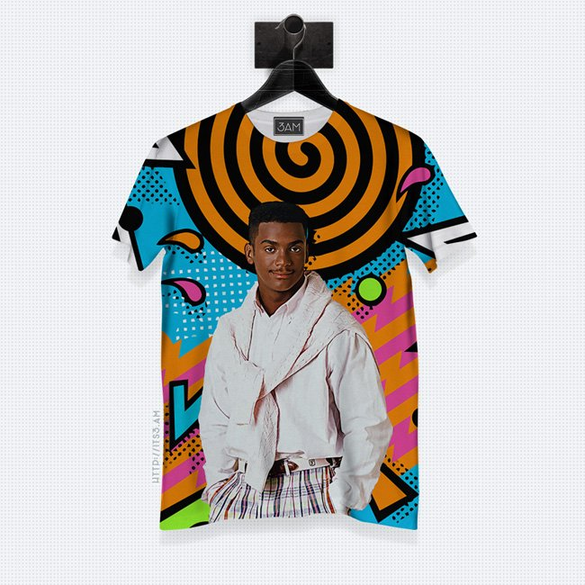 Carlton Banks T-shirt