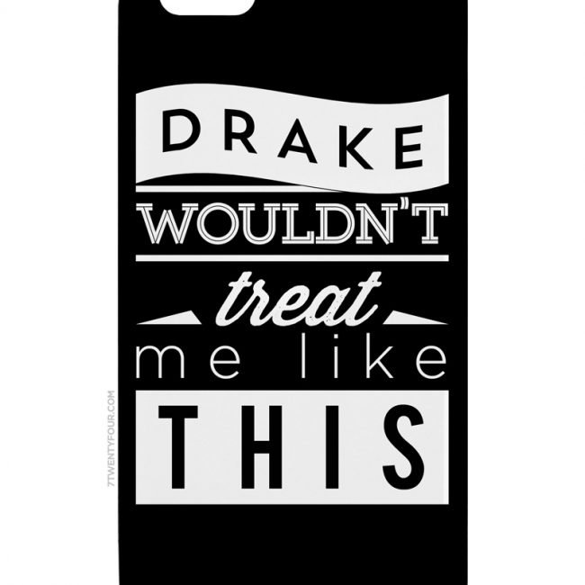 Drake Wouldn't Phone Case