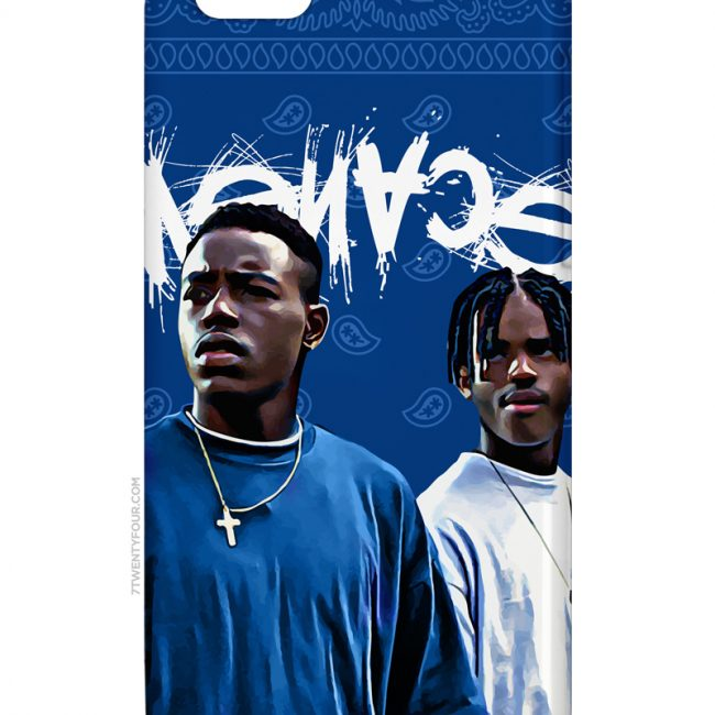 Menace Phone Case
