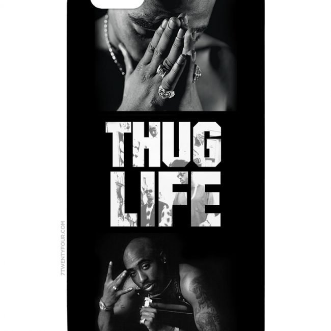 Thug Life Phone Case