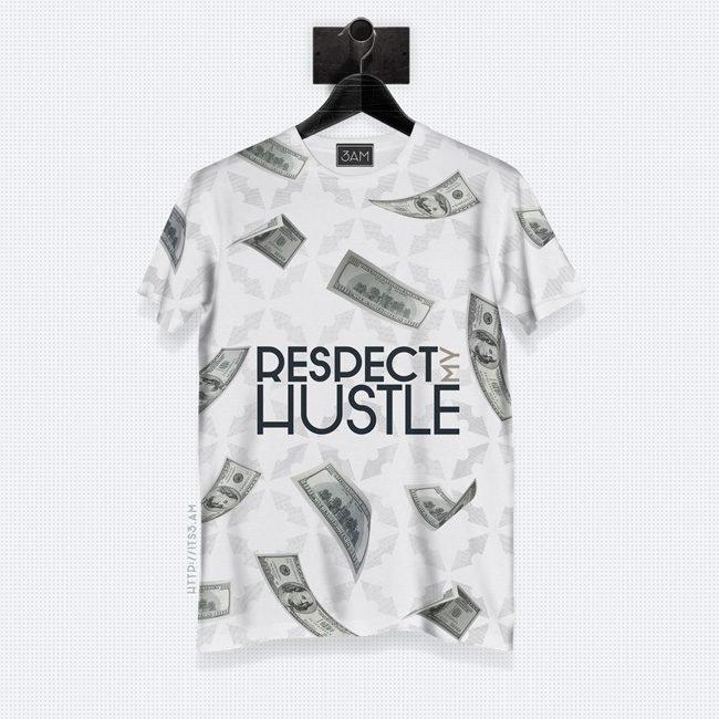 Respect My Hustle T-shirt