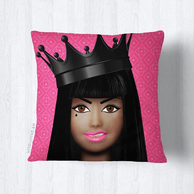 Trap Queen Pillow
