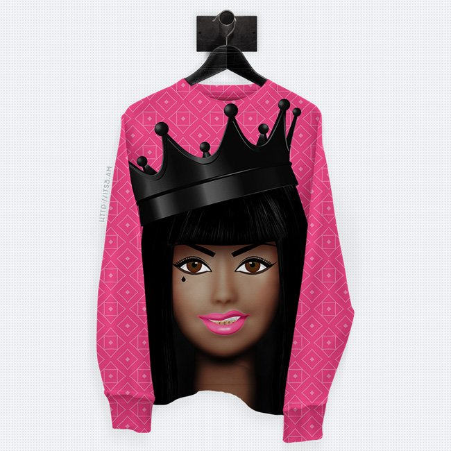 Trap Queen Sweatshirt
