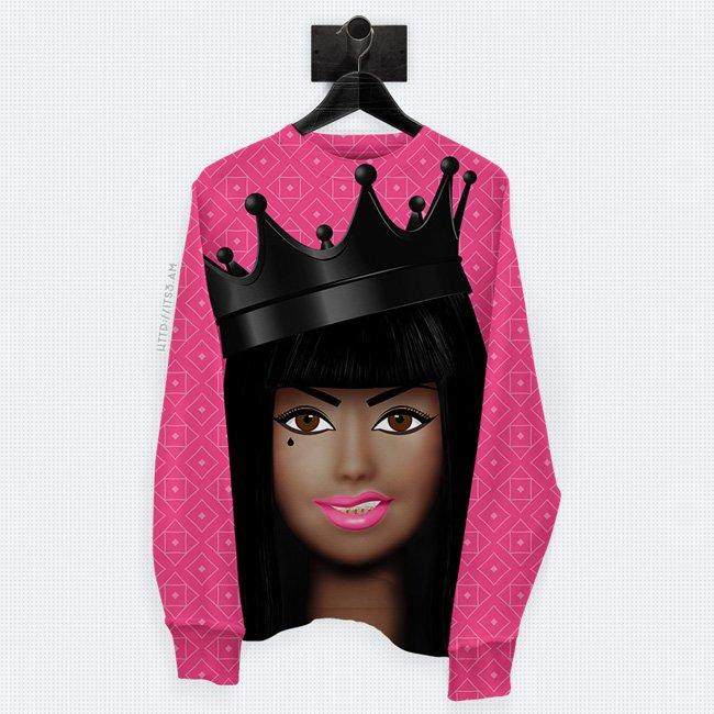 Trap Queen Sweatshirt
