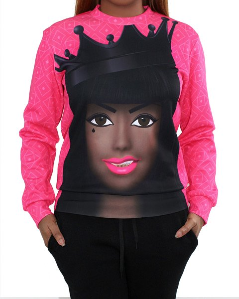 Trap Queen Sweatshirt - Front