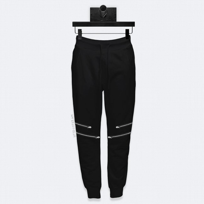 3am Zipper Joggers