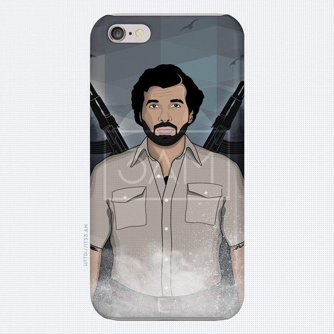 Drake Escobar Phone Case