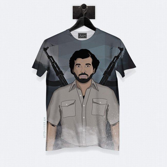 Drake Escobar T-shirt