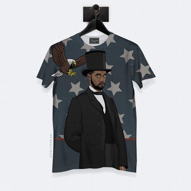 President West T-shirt