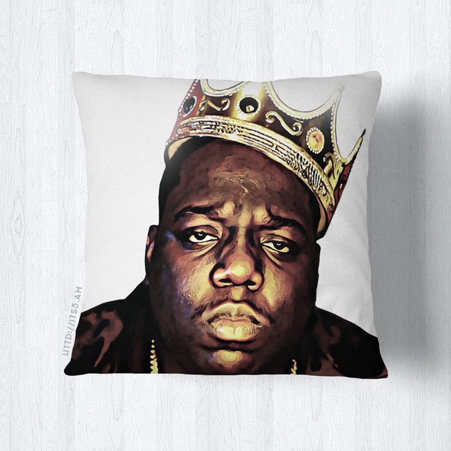Born Sinner Pillow