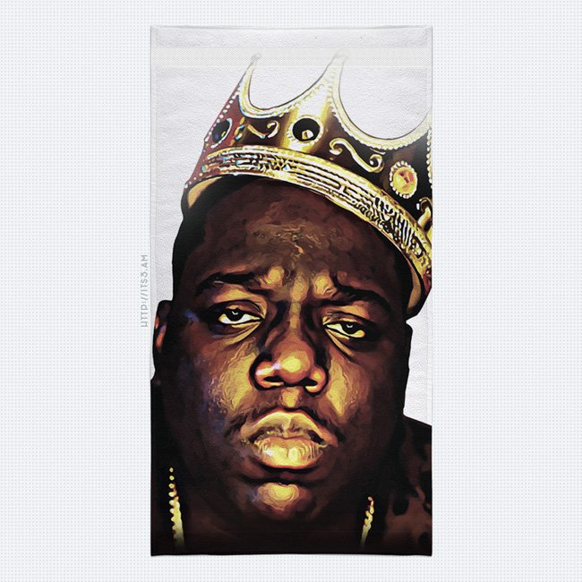 Born Sinner Towel