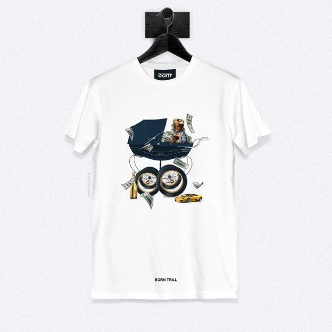 Born Trill T-shirt