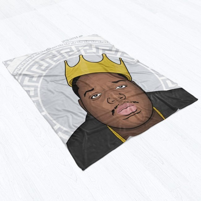 King of New York Notoriou BIGBlanket