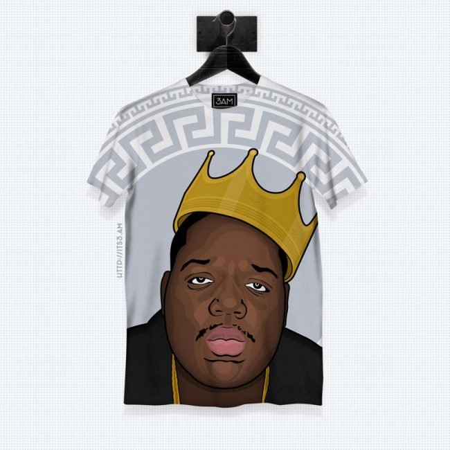 King of New York Biggie T-shirt