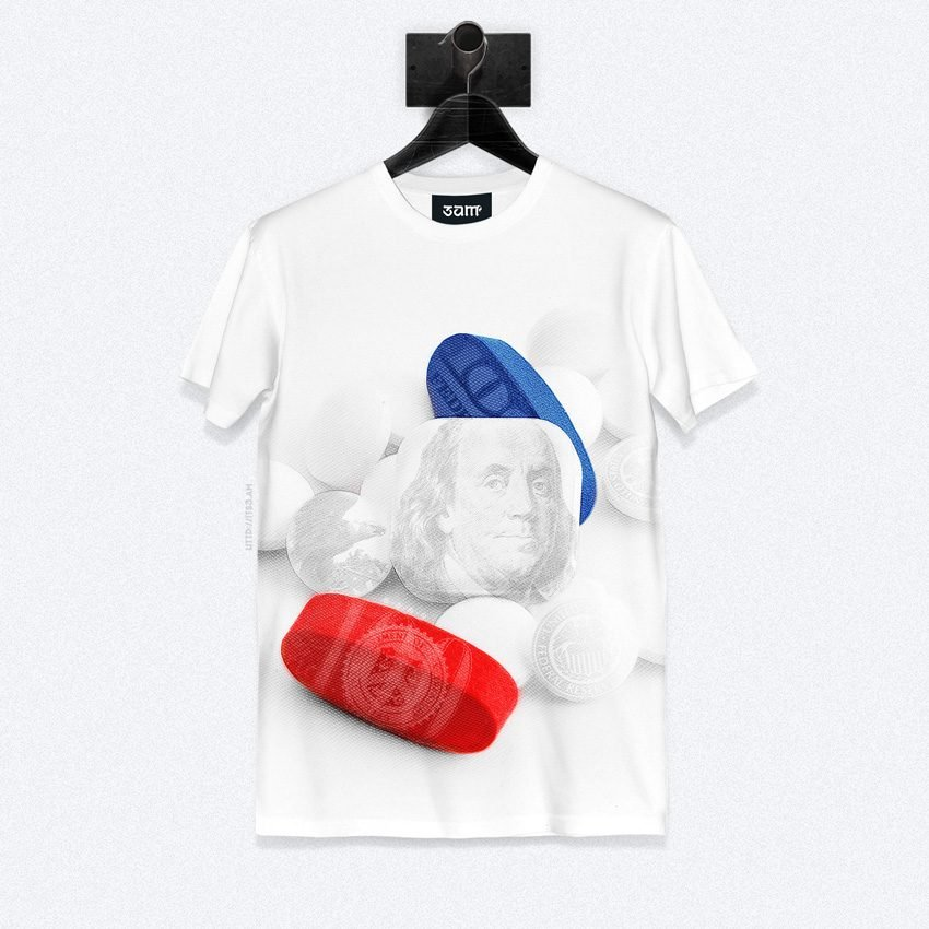 Legal Drug Money T-shirt