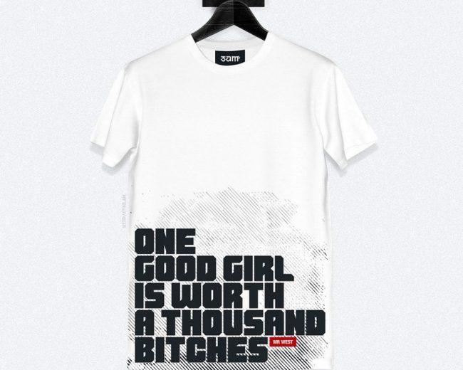One Good Girl T-shirt