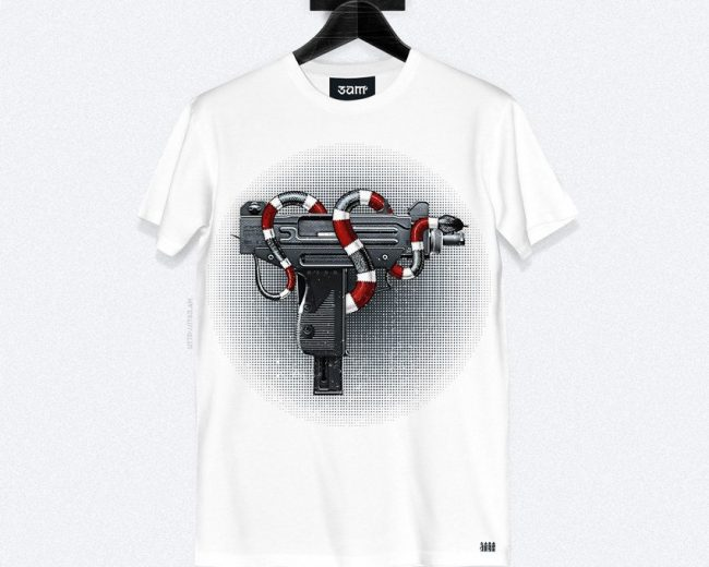 Cold World T-shirt