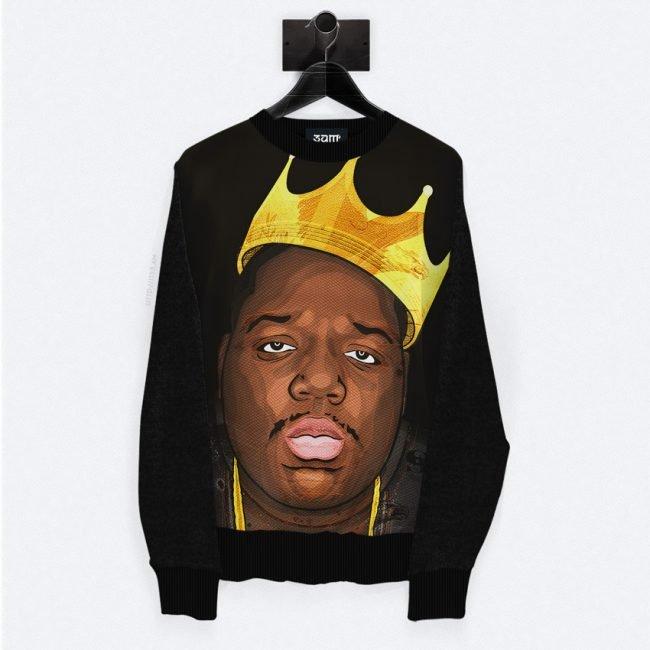 Gimme the Loot Sweatshirt